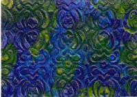 Snowcaps Blue\Purple