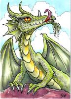 "Green ""Dragon"""