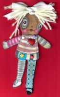 Junker Jane-esque Paper Doll