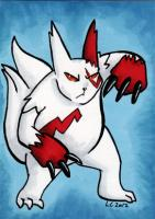 Zangoose for PinkZombie