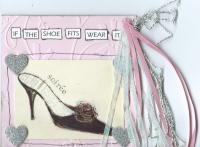 Words Of Wisdom Chunky Page Swap  Shoes