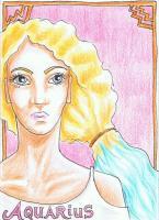 Zodiac Girls - Sagittarious, Capricorn, Aquarius