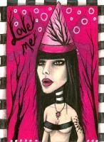 Gothic Zetti - Love Me