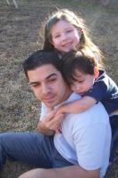 My Hubby and Kiddos