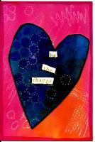Be the change (postcard)