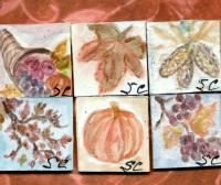 Autumn/Thanksgiving Inchies