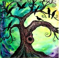 Tree and Crows for Roc