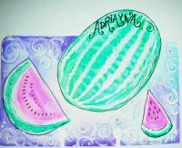 Watermelon Rolo