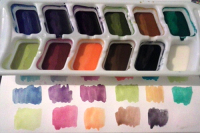 Home Made Water Colors!