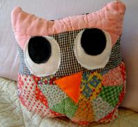Quilted owls