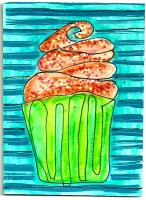 Blind cupcakes