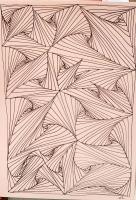 Zentangle 7x10