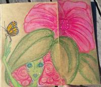 Envelope Art for January Envie Addicts Unite