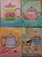 Invitation to Tea swap cards