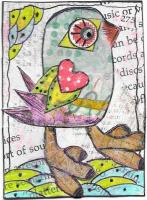 Whimsical Bird Swap...................