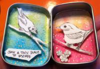 Altoids Tin Miniature for Pencil Topper Swap