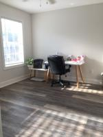 Home Office, new flooring