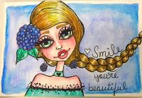 Smile! You're beautiful!