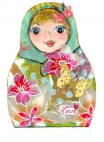 Matroyshka Doll Swap- Luba