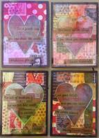 Heart & Positivity ATCs