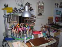 Photos of the Studio