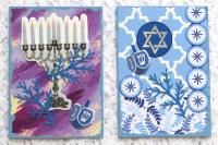 """Hanukkah #1"" (TRADED) and ""Hanukkah #2"" (AVAILABLE)"