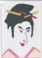 Things U Love 2 Draw - Geisha 2