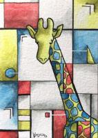 Artist Giraffes