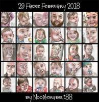 29 Faces Challenge
