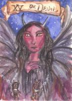 Watercolor Tarot Cards