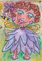 Miss Fairy and her lil Friend...