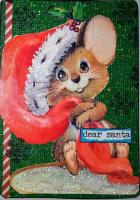 Christmas mouse for Mouseit