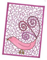 """Pink Bird"""