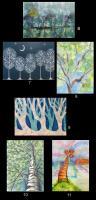 November ATC Contest: TREES