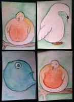 Chubby animals HD HP