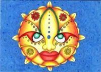 Mayan Sun 2