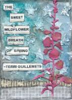 Mixed media Breath of Spring