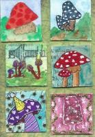 Mushroom Inchies