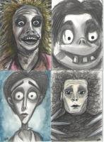 Tim Burton Swap