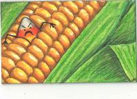 Evil Candy Corn