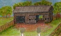 """MMH Rolo for LindyLu - """"Old Barn"""""""