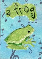 Waters of March Swap  A Frog