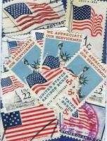 Postage Stamp Swap: Flags  We...