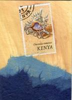 Postage Stamps--Marine Life...