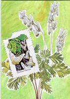 Postage Stamps: Trees and Flowers  Dutchman's Breeches