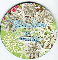 Bah Humbug! Coin Swap  Winter is coming  TC076