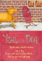 Year of the Dog Envie