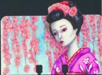 Geisha & Sakura