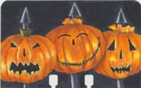 This Is Hallowe'en Pumpkins