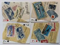 APC 7's Postage Stamps